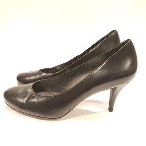 Stuart Weitzman womens heel black
